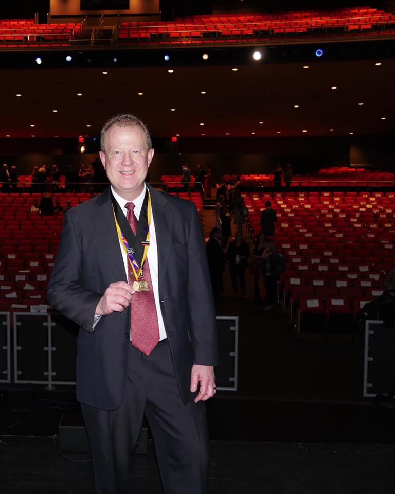 Ross Master Award